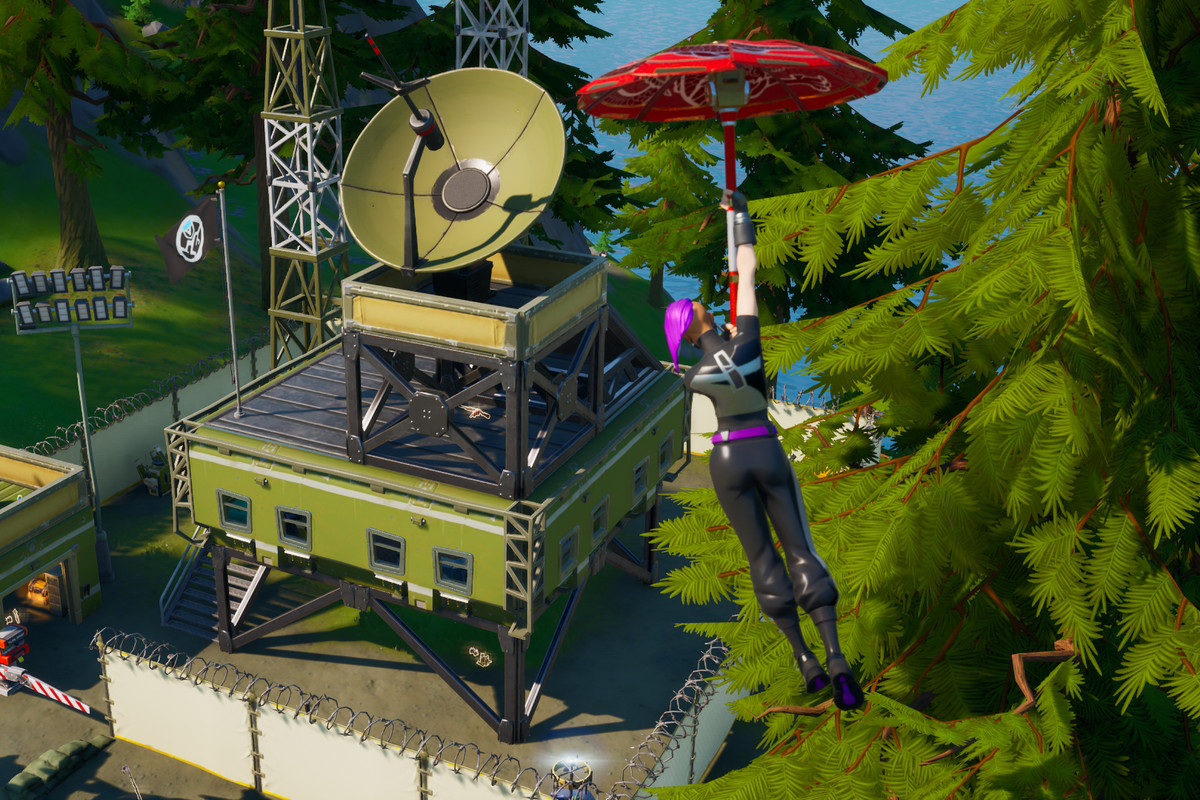 Fortnite Visit Different Ego Outposts Challenge Guide