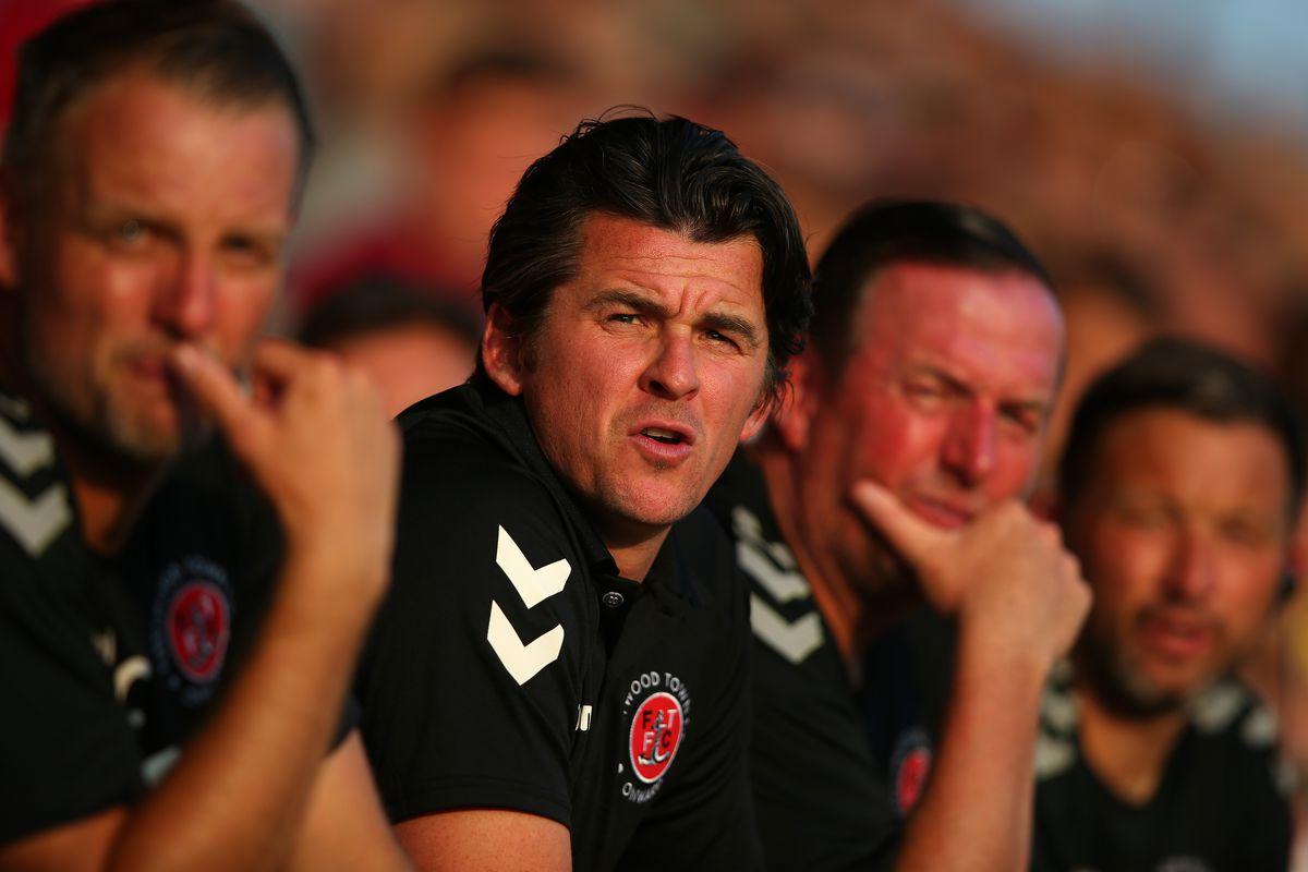 Fleetwood Town v Burnley - Pre-Season Friendly