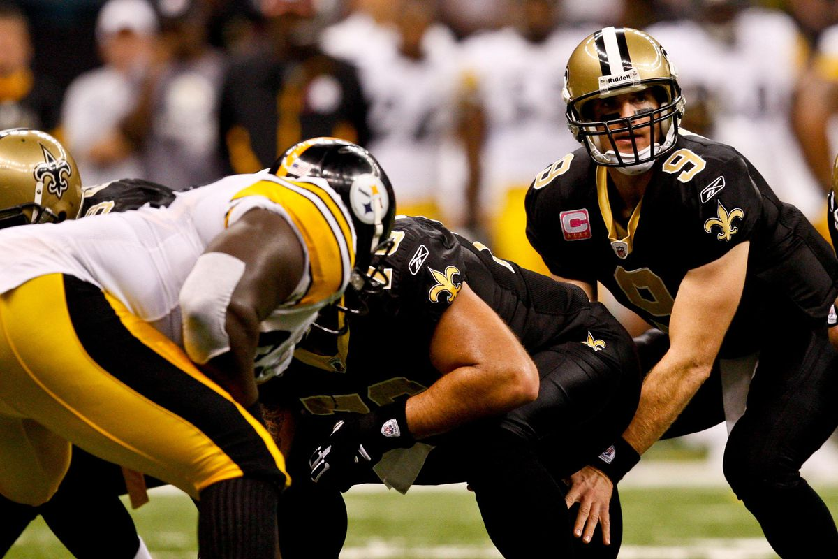 8ed2fa692 Saints vs. Steelers Preview and Matchup History - Canal Street ...
