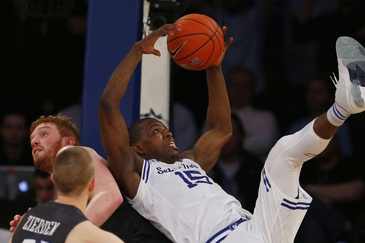 NCAA Basketball: Big East Conference Tournament-Seton Hall vs Creighton