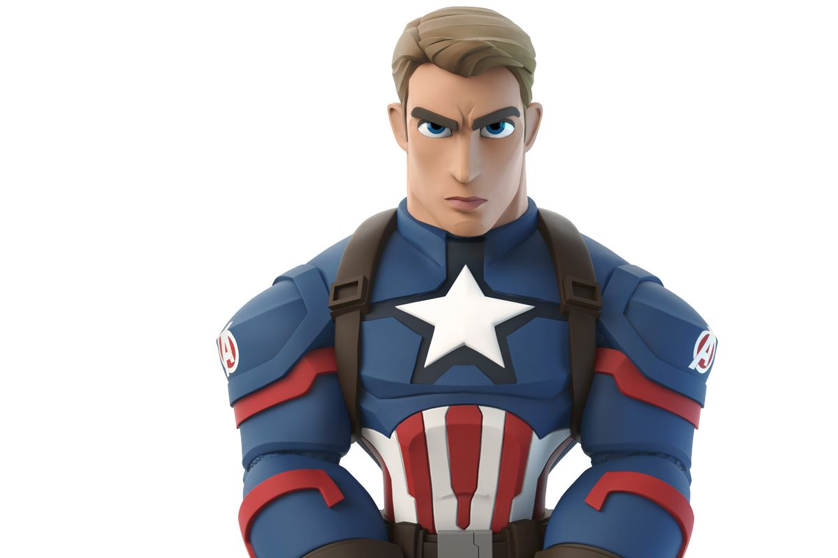 Captain America getting a makeover, punching everyone in the face next March - Polygon