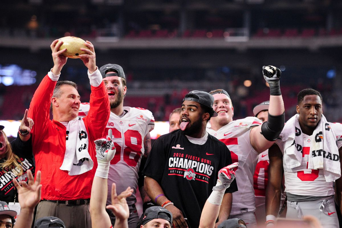 Why is this news?: Urban Meyer is happy staying in ...