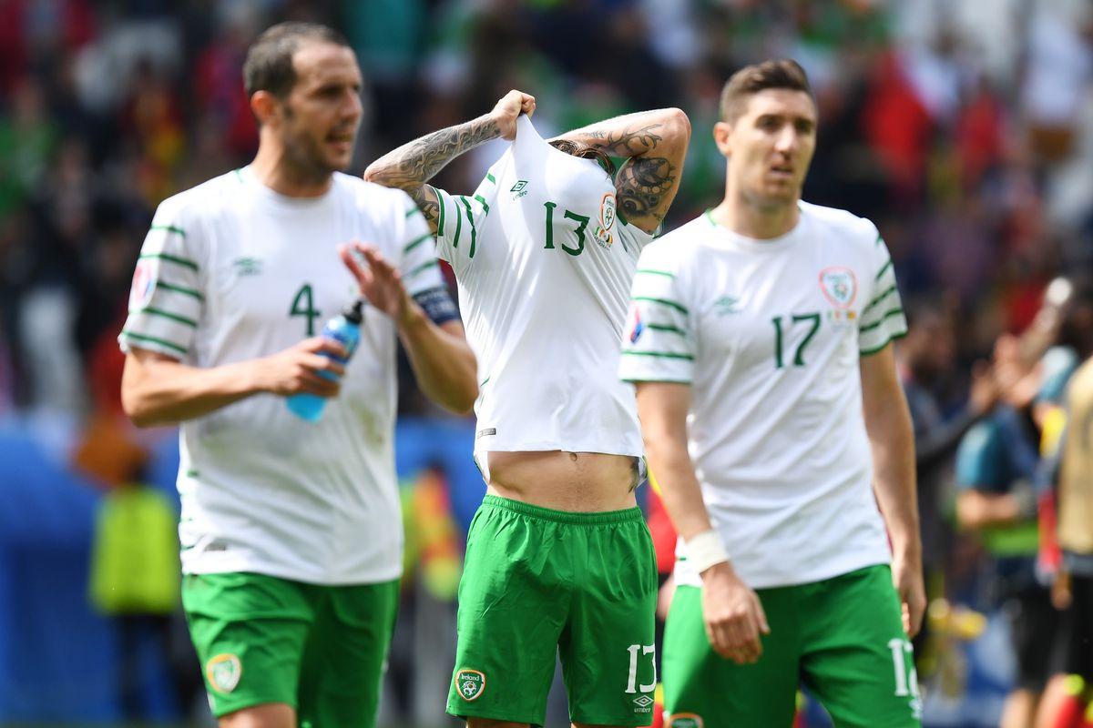 U S  vs  Ireland: Ireland Scouting Report - Stars and Stripes FC