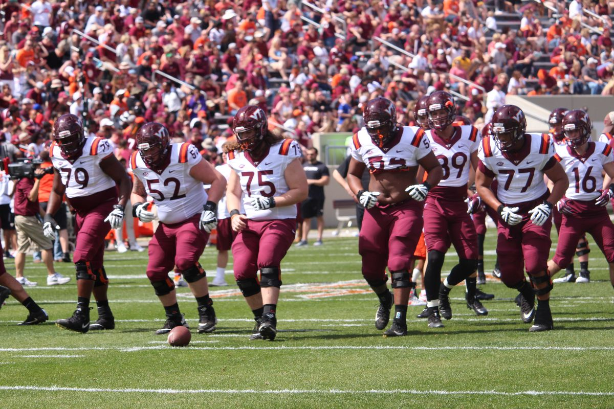 Virginia Tech Hokie 2019 Football Schedule Is Out Gobbler Country