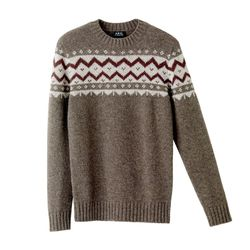 Wool crew neck sweater, $55 (was $250)