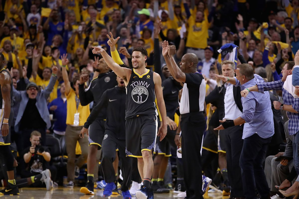 f95965161b72 NBA Report  Klay Thompson in extension talks with the Warriors ...
