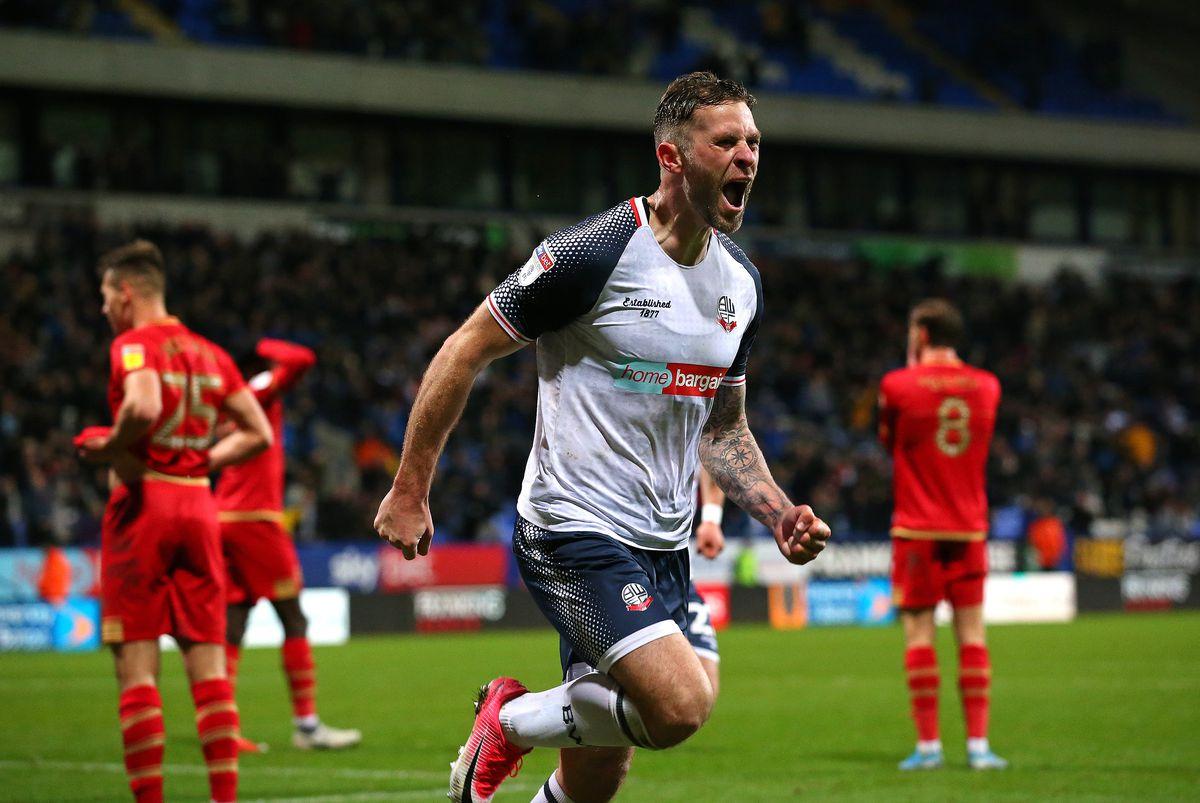 Bolton Wanderers v Milton Keynes Dons - Sky Bet League One