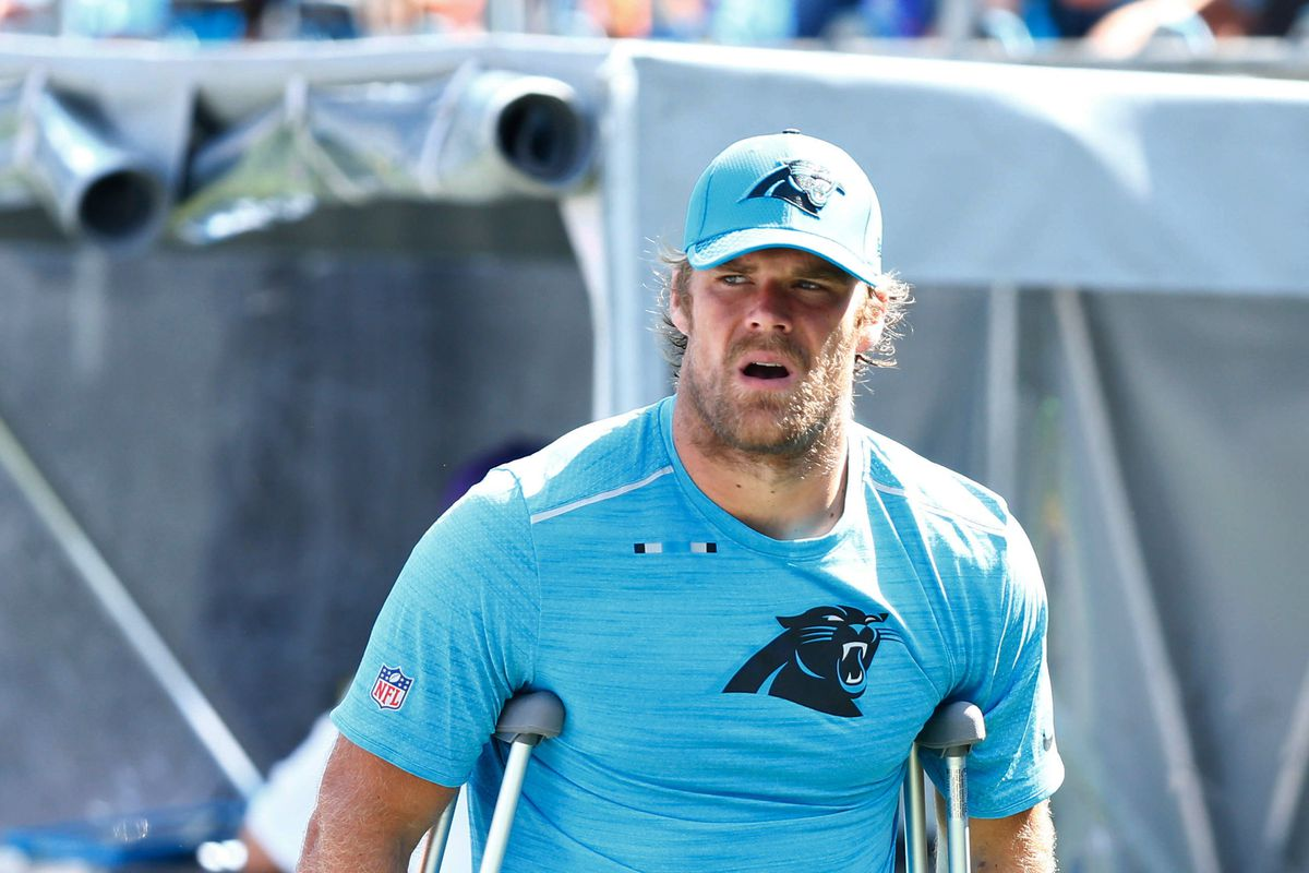 Greg Olsen on IR expected to miss about 6 games due to broken
