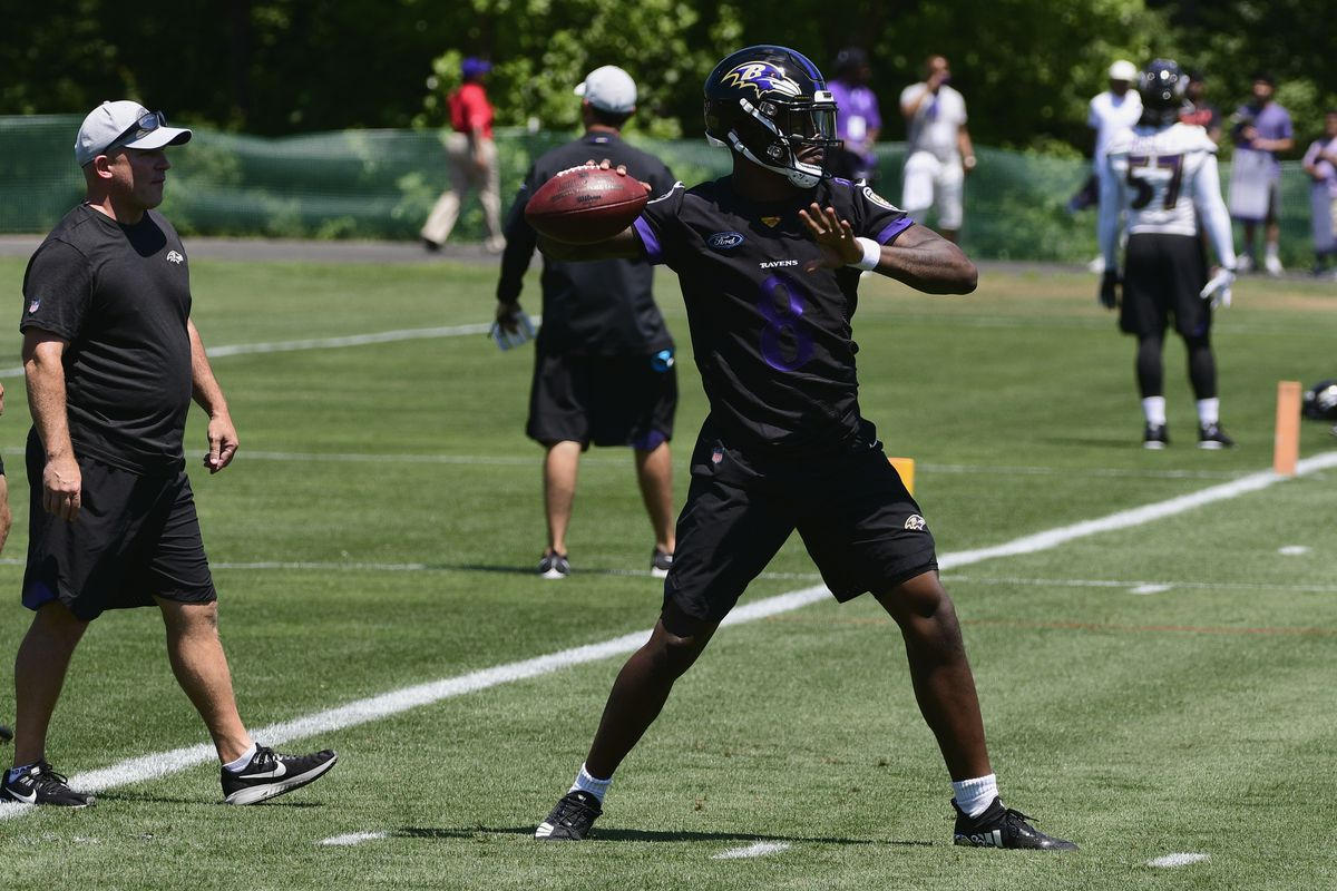 ace85c83ace The Ravens will commence training camp July 25th, with 14 open practices to  fans. July 27th will be an open practice at M&T Bank Stadium.
