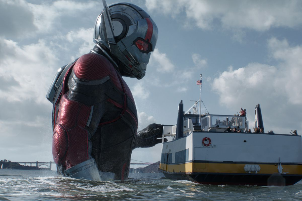 ant man and the wasp s post credits scenes explained vox