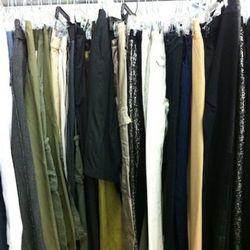 RTW pants. Untouched.