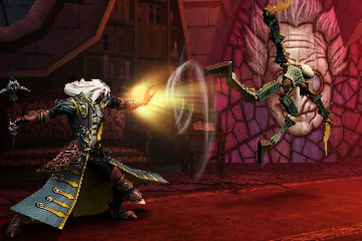 Castlevania: Lords of Shadow - Mirro of Fate