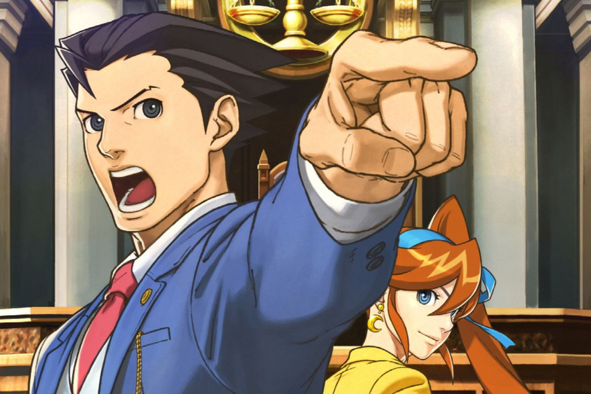 Phoenix Wright: Ace Attorney — Dual Destinies will be released as a  downloadable only title on Nintendo 3DS because the development team wanted  to reduce ...