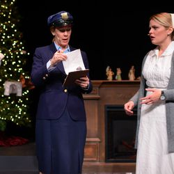 """""""The Forgotten Carols"""" was first performed 25 years ago. The musical follows a no-nonsense nurse named Constance as she goes to care for a new patient, Uncle John (played by creator Michael McClean), and is reminded of the real reasons we celebrate Christmas."""
