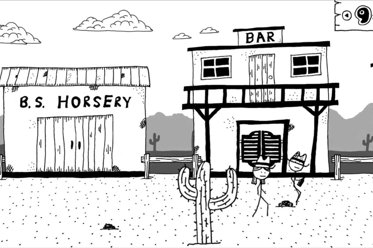 West of Loathing - Horsery