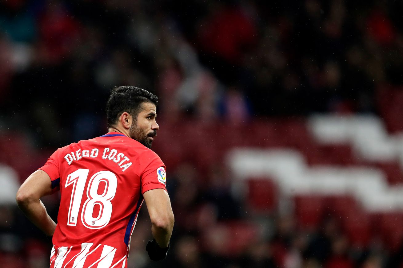 Atlético try out new-look attacking lineup ahead of Sevilla
