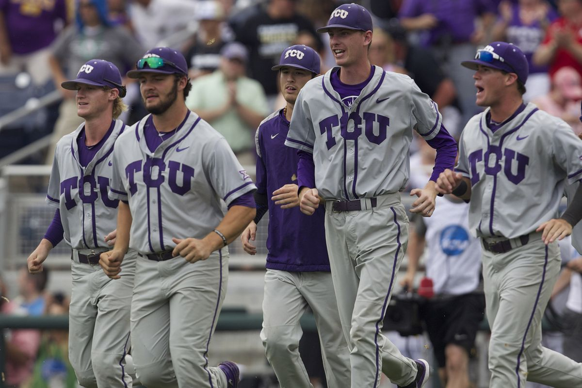 Here come the Frogs!!