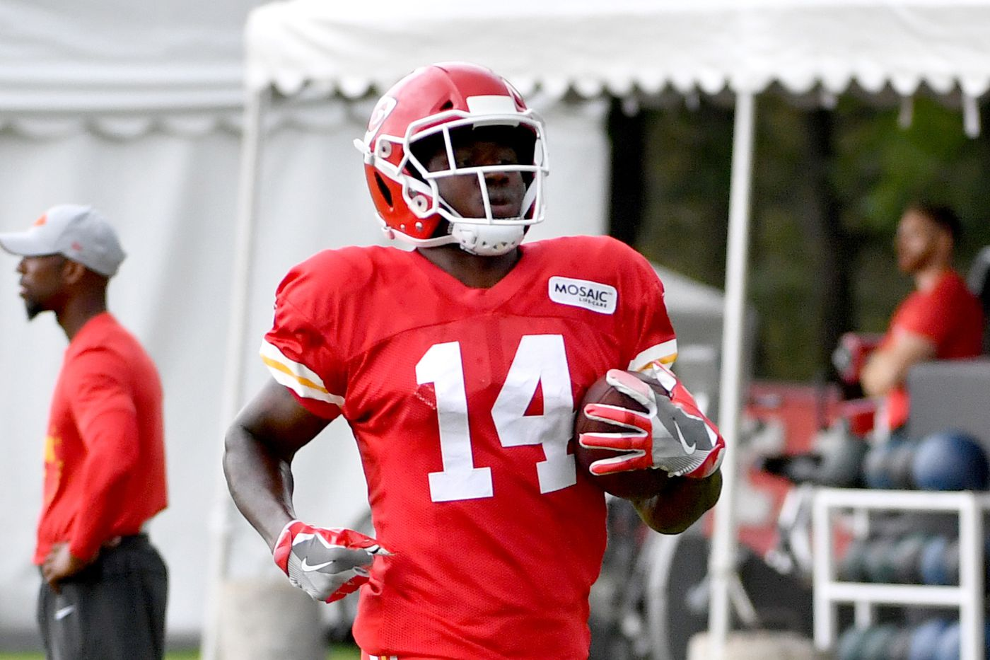 finest selection f2641 b50df What the Chiefs are saying about Sammy Watkins - Arrowhead Pride