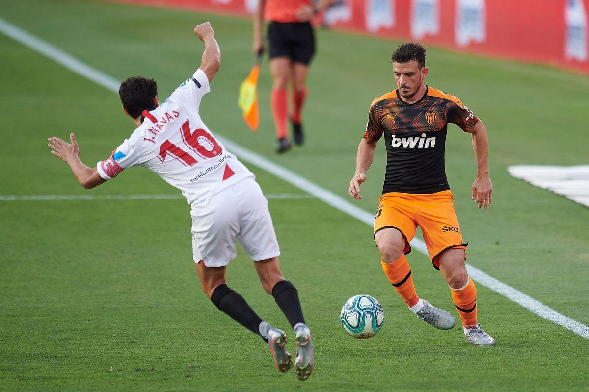 Sevilla FC v Valencia CF - La Liga