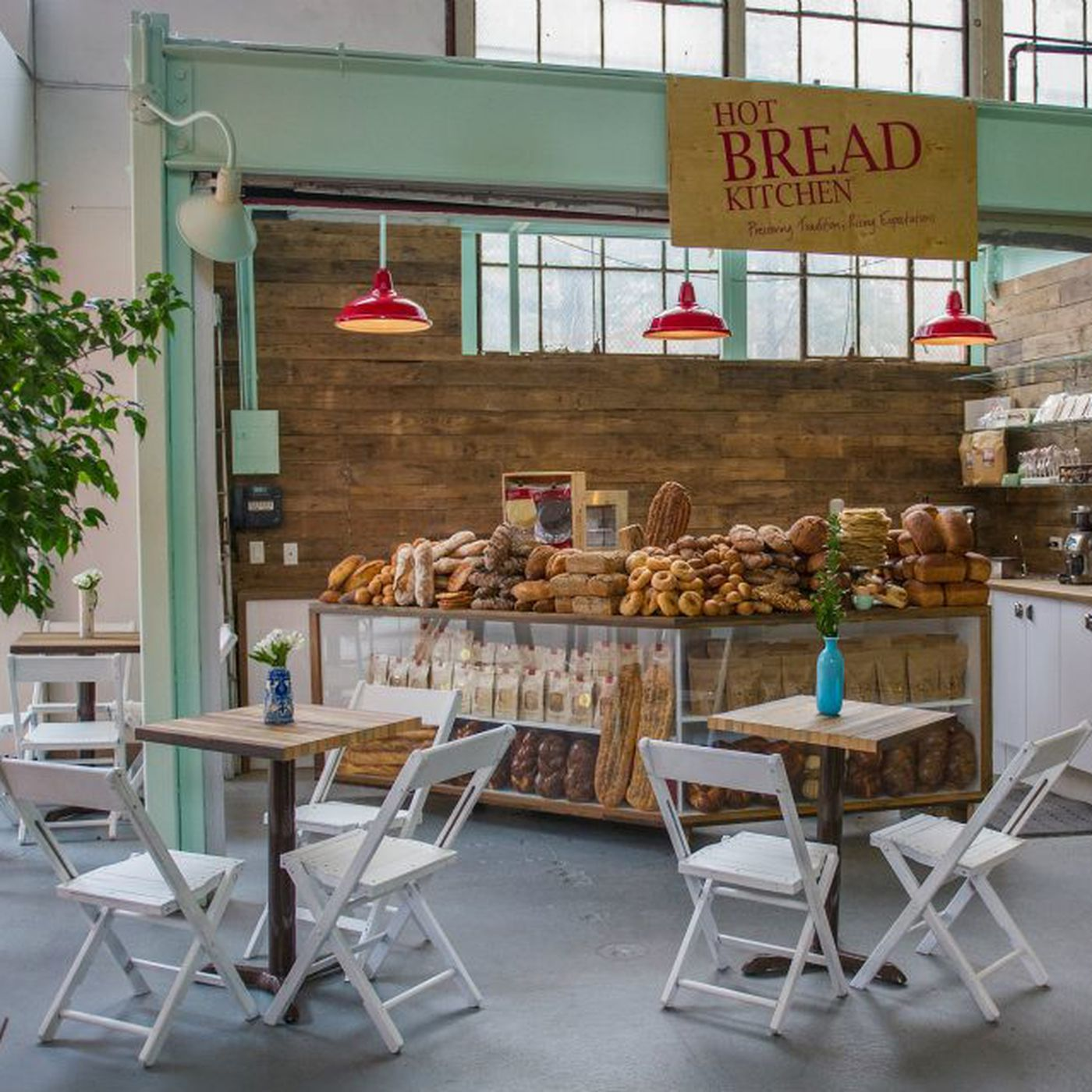 hot bread kitchen is kickstarting a bread baking scholarship program for low income women eater ny - Hot Bread Kitchen