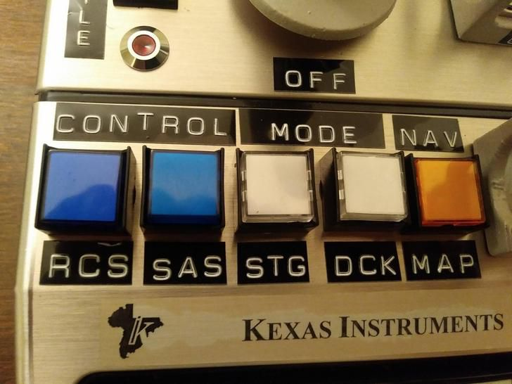 This Kerbal Space Program Controller Looks Like Something From Old School Mission Control Polygon