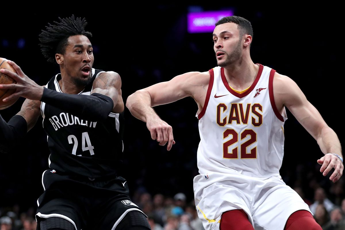 Image result for Cleveland Cavaliers vs Brooklyn Nets