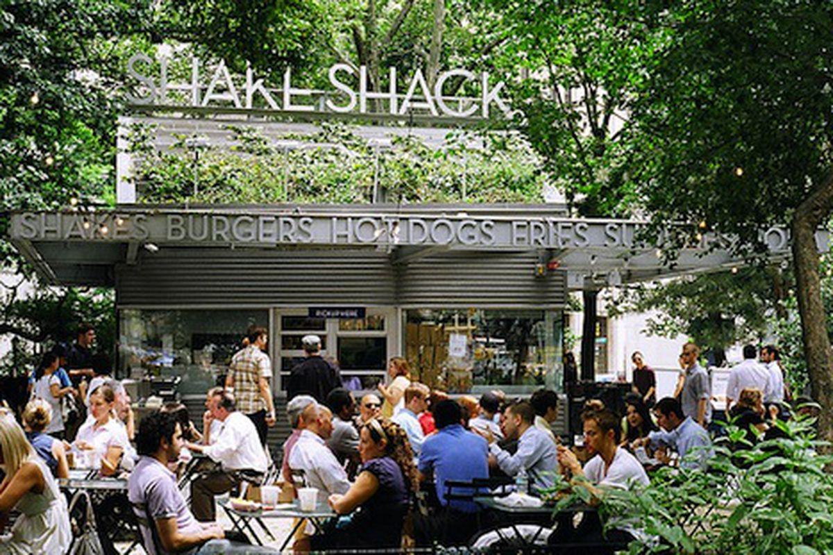Shake Shack.
