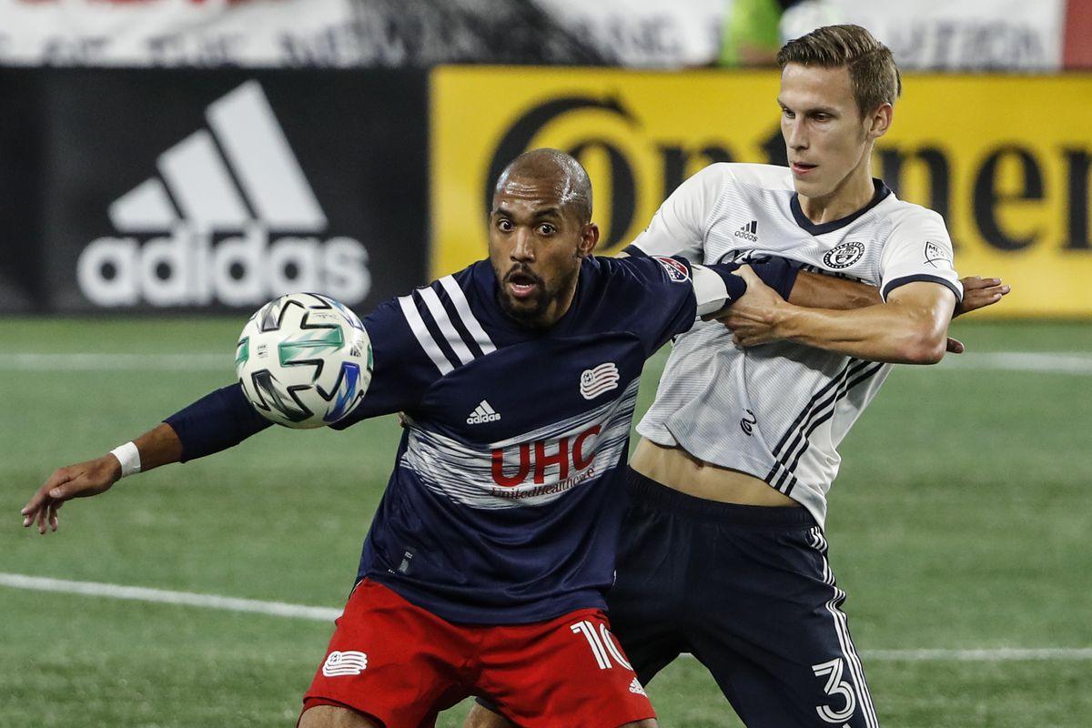 MLS: Philadelphia Union at New England Revolution