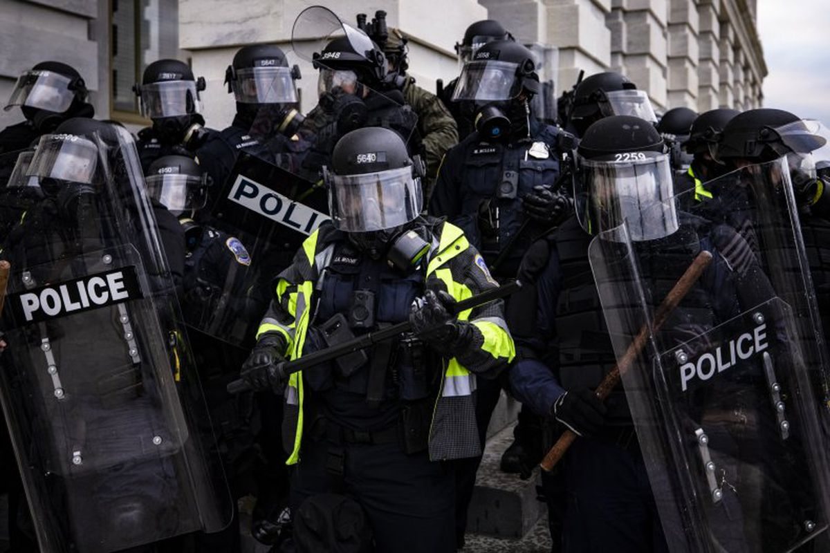 Capitol Hill police