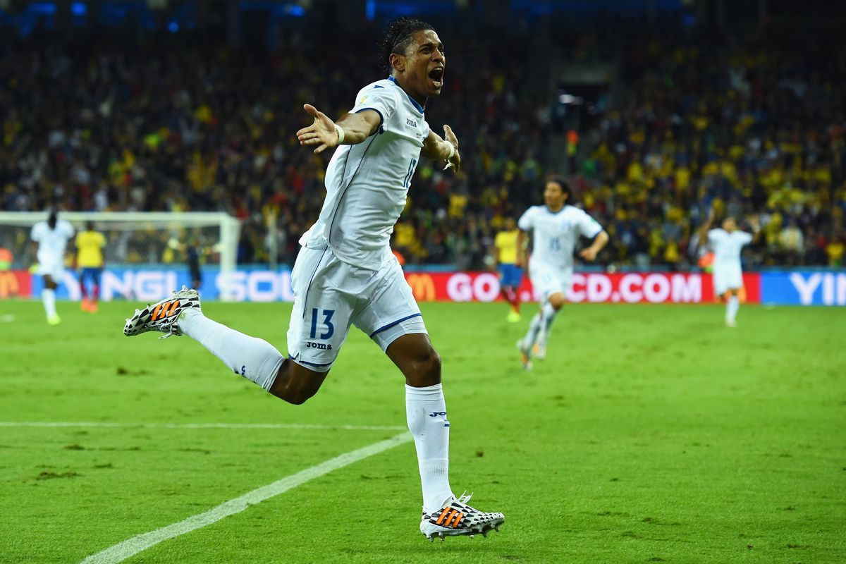 Carlo Costly's goal on Friday gave Honduras their first World Cup goal since 1982