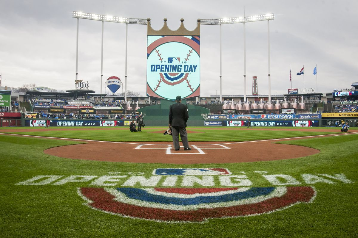 Chicago Cubs Home Opener 2020.Royals Unveil 2020 Schedule Royals Review