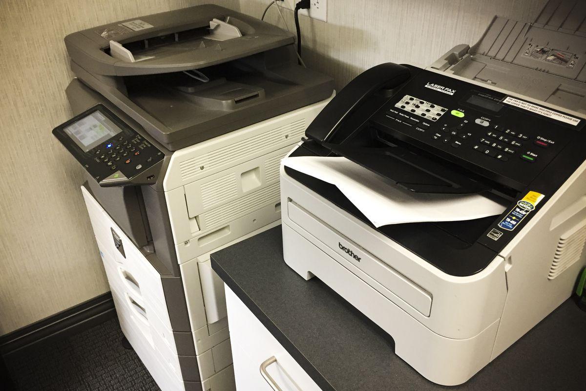 Why American Medicine Still Runs On Fax Machines Vox
