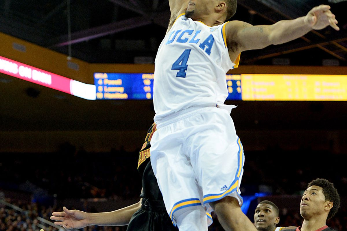 Forget Walton, UCLA misses NP4 tonight's honorary captain.