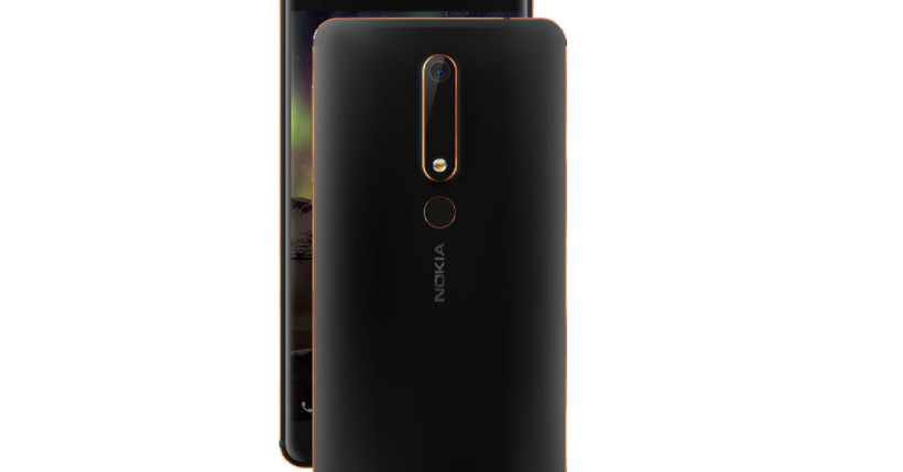 photo image The updated Nokia 6 is now available in the US