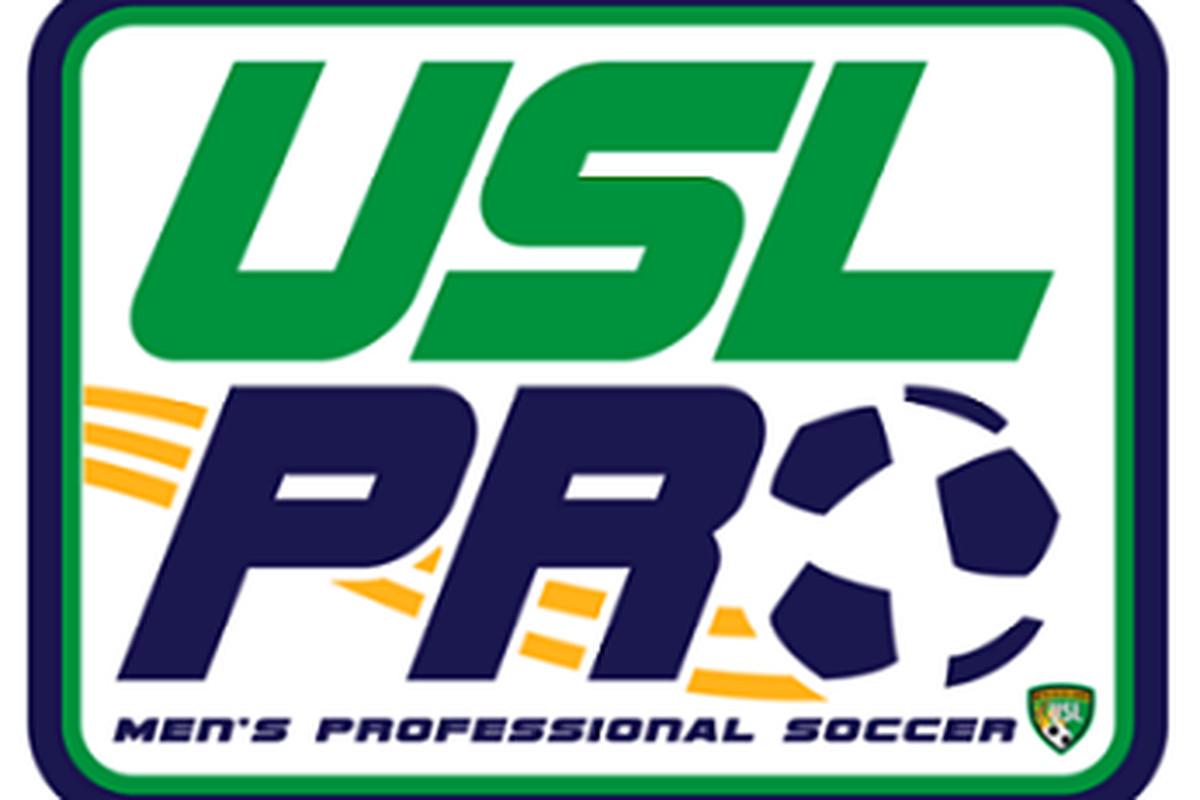 USL Pro logo, from USL website.