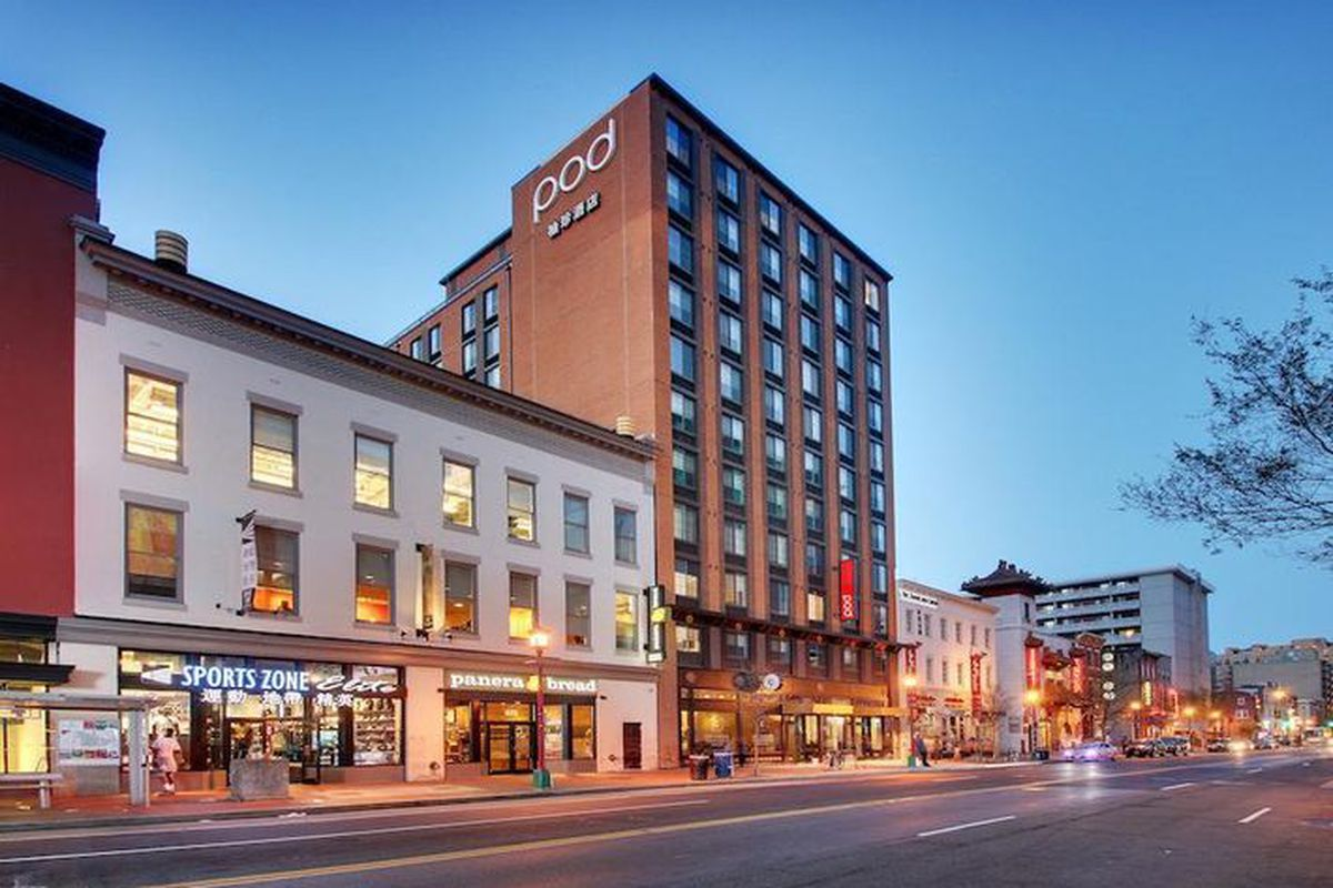 D C S Second Micro Hotel Opens Its Doors Curbed Dc