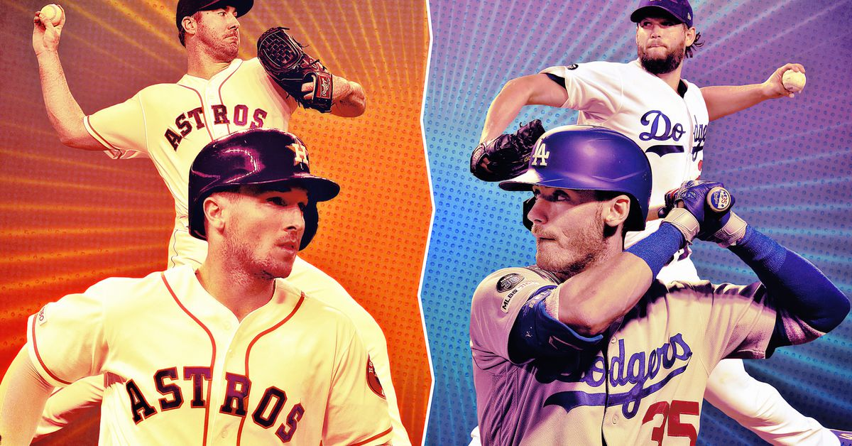 Why You Should Root for an Astros-Dodgers World Series Rematch - The Ringer