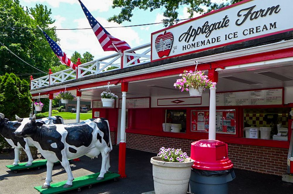 An Epic Road Trip To Find New Jersey's Best Ice Cream - Eater NY