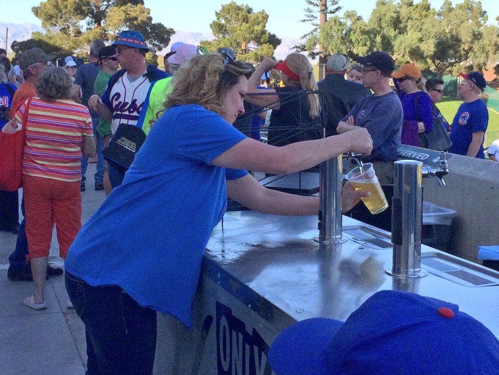Beer Stealing Fan