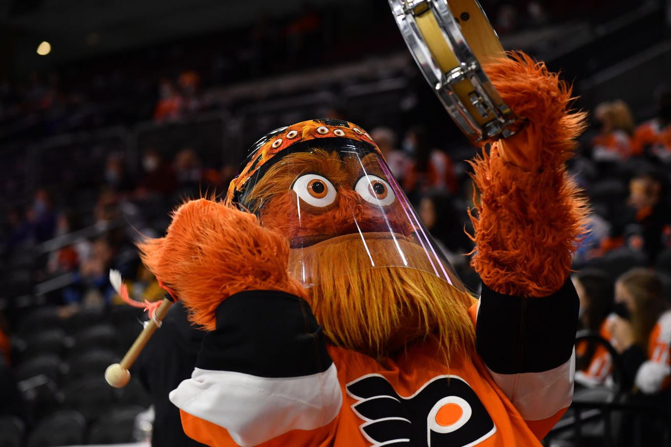 NHL: MAY 04 Penguins at Flyers