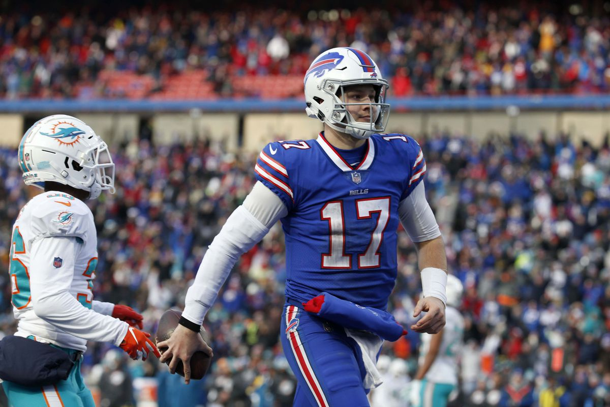 Bills Links, 1/19: Looking back at the top plays for Josh Allen during 2018 rookie season