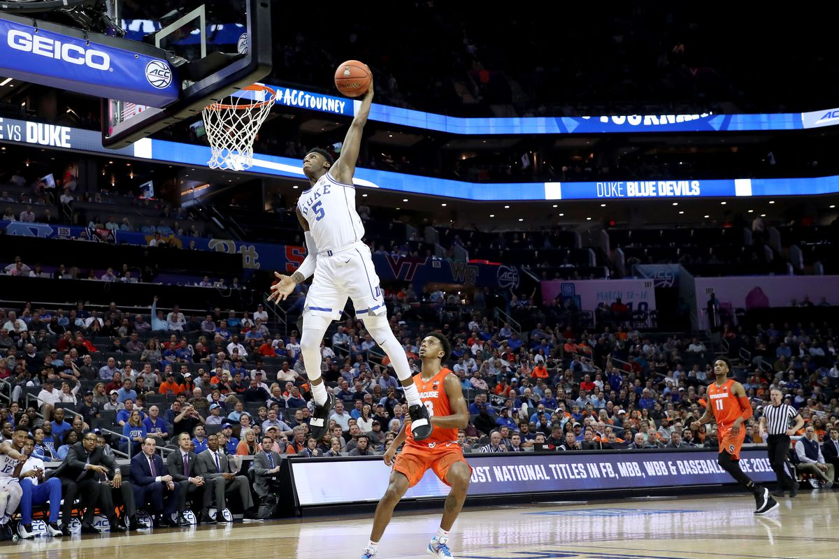 Another Provider Signs Up For The Acc Network Duke
