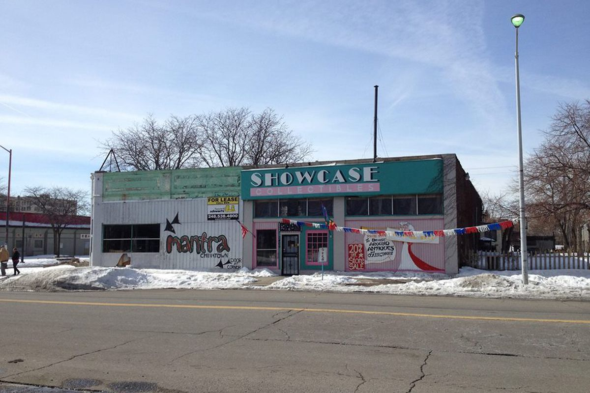 8 Degrees Plato's second bottle shop is moving into this Cass Corridor building.