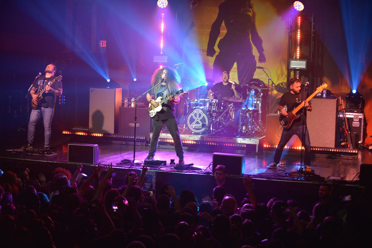 Coheed and Cambria With Astronoid & The Contortionist In Concert - Fort Lauderdale, FL