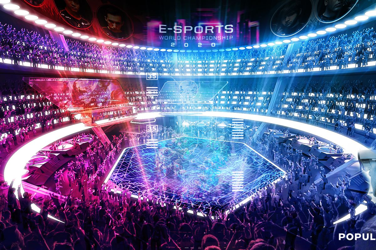 Interior Design Home Theater How Video Games May Shape The Future Of Stadium Design