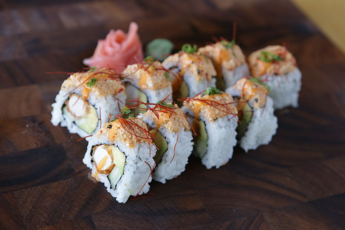 Vegan Sushi To Splash Down In Mission Beach