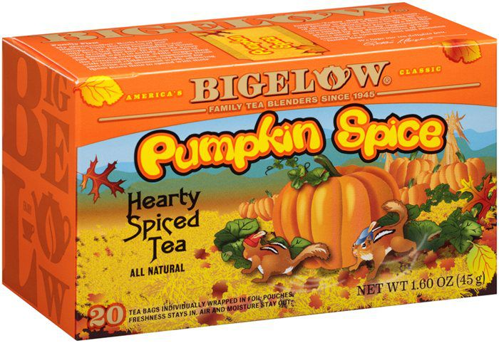 Bigelow Pumpkin Spice Black Tea