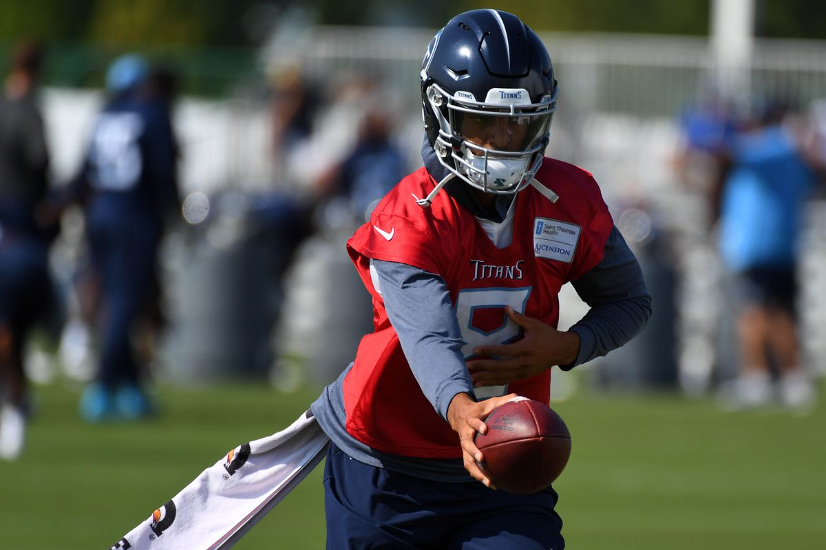 ac95b3a6 Titans Training Camp Day 10 Notes - Music City Miracles