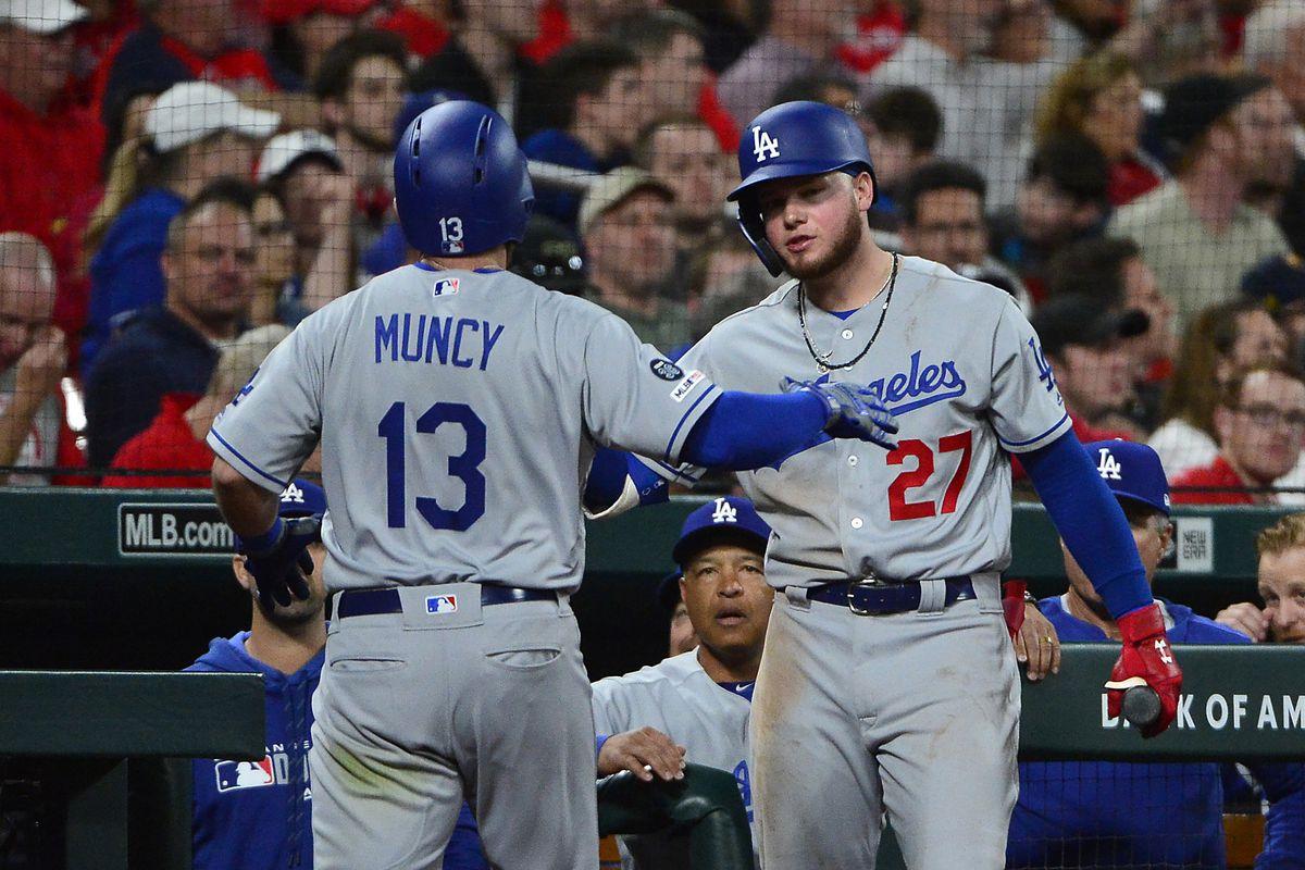 Dodgers vs  Cardinals Game Thread 4/11/19 - True Blue LA
