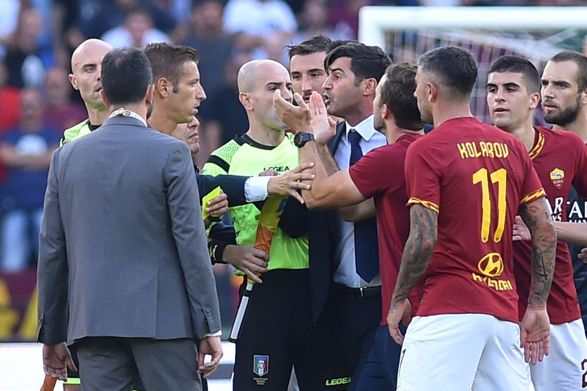 Serie A Roma-Cagliari